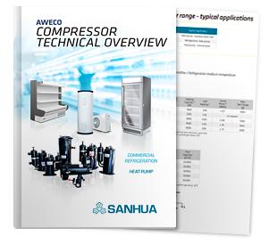 다운로드 Sanhua Aweco Compressors