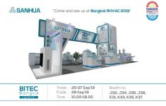 Come and see us at Bangkok RHVAC 2019