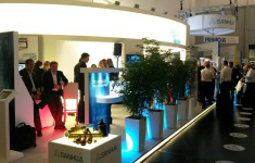 Sanhua´s  participation in Chillventa 2014 with  great success