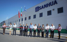 SANHUA Automotive Inaugurates New Manufacturing Facility in Mexico