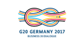 Sanhua Won the Ticket of B20 Germany 2017