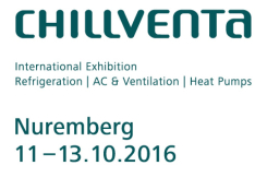 Cooming soon; Chillventa 2016