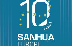 10 years of SANHUA Europe