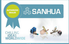 New Sanhua's dealers in Slovenia and Serbia