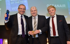 ACR Awards Uk distributor of the year 2012 by Sanhua