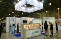 Chillventa Russia 2013 Sanhua Participation