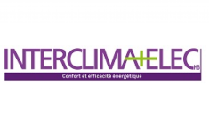 Visit us at INTERCLIMA fair in Paris, hall 2 stand D066