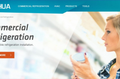 """Alla prima edizione di Refrigera arriva la visione internazionale di SANHUA che """"parte"""" con il lancio del nuovo sito web per l'Europa."""