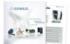 Novedades en el catálogo de válvulas Sanhua