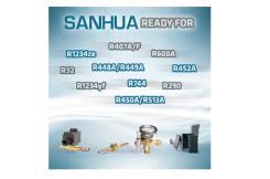 Sanhua accetta la sfida dei nuovi refrigeranti a basso GWP