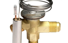 Thermostatic Expansion Valves with interchangeable orifice - RFKH series