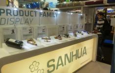 Interclima Paris Sanhua Participation