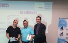 Sanhua open day at Rolesco branches in France