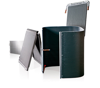 Micro-Channel Heat Exchanger - SANHUA MCHE™