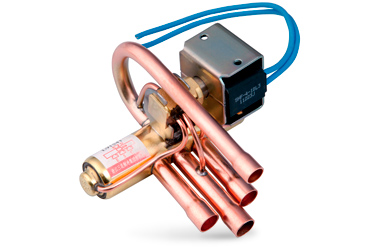 4 Way reversing valve SHF Series