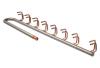Sistema di tubature in acciaio inossidabile per aria condizionata serie GGJ