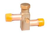 Bar-stock 서비브 밸브