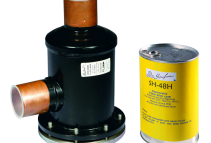 Filter Drier with Repleceable Core