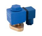 Фланцевый соленоидный клапан для масла серии FDF2A905